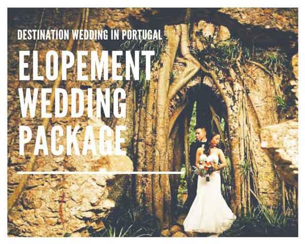 Pacote Casamento a Dois Palacio Monserrate - Capela em Ruinas_Organizacao Casamentos Portugal