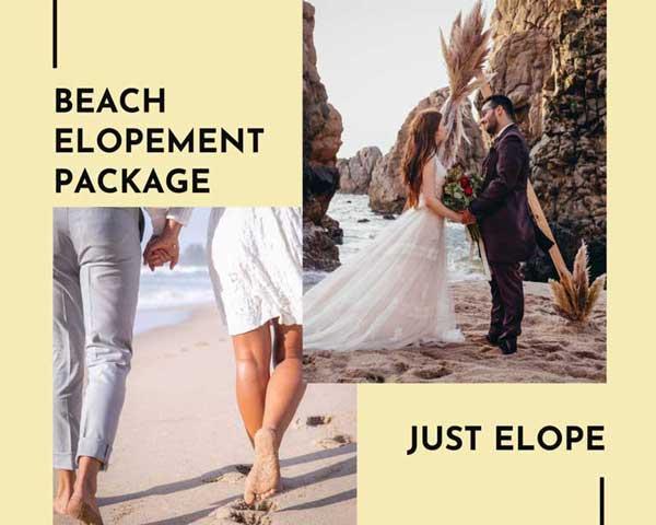 Pacote Casamento a Dois na Praia_Organizacao Casamentos Portugal