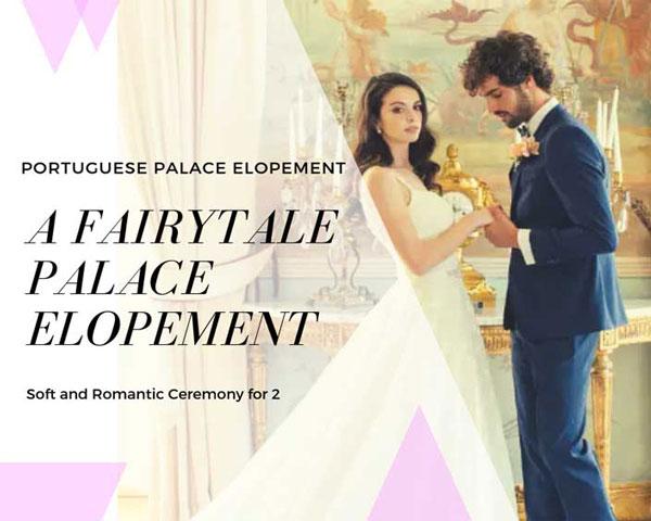 Pacote Casamento a Dois no Palacio Seteais Sintra_Organizacao Casamentos Portugal