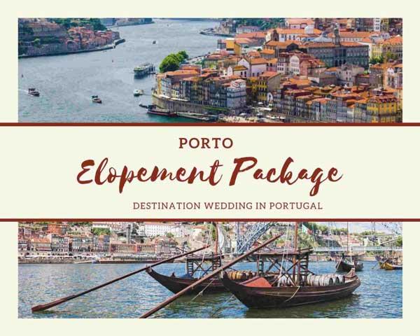 Pacote Casamento a Dois no Porto_Organizacao Casamentos Portugal