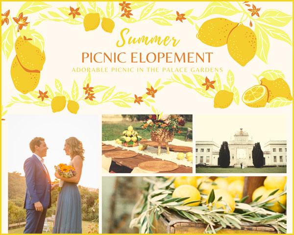 Casamento a Dois - Elopement Portugal -Picnic no Palacio - Organizacao Casamento em Portugal