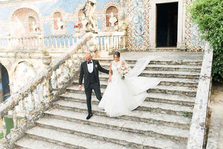 Pacote Casamento 2022 - Casamento em Lisboa - Palacio Fronteira