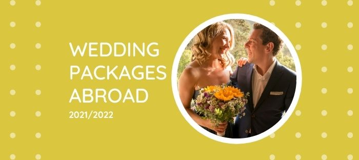 Wedding Packages Abroad 2021_2022