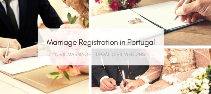 Marriage Registration in Portugal