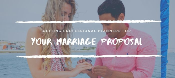 Your Marriage Proposal Planners